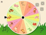 Animals Spinner